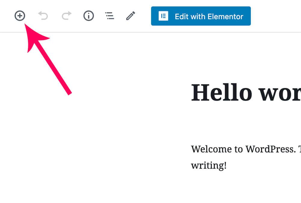 Add a WordPress Gutenberg block