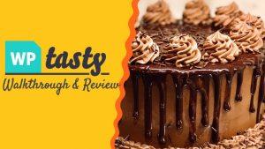 WP Tasty WordPress Recipe Plugin Review