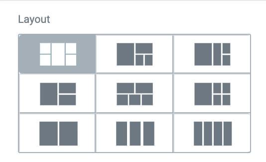 JetBlog Smart Posts Tiles layout options