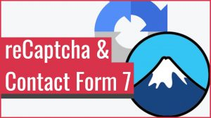How To Add reCaptcha To Contact Form 7 (v3)