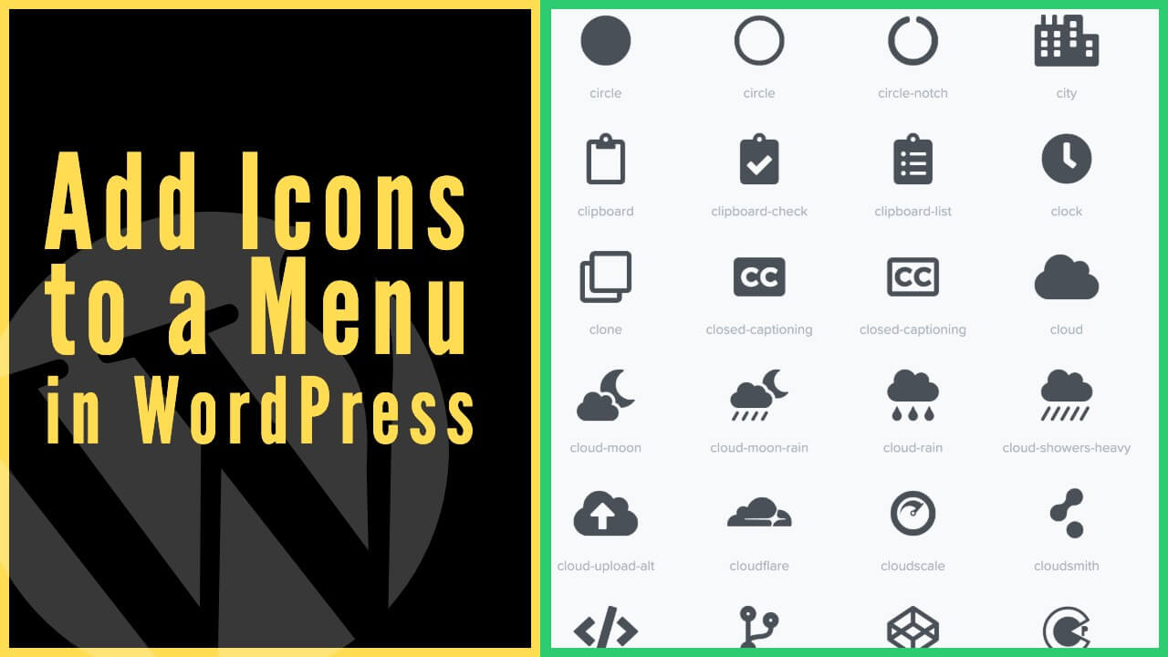 Read more about the article How to Easily Add Icons to Any Menu in WordPress