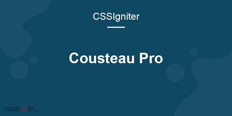 Cousteau Pro