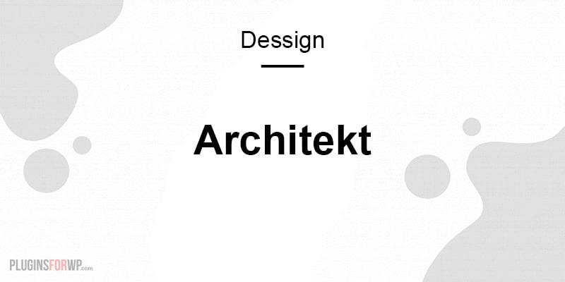 Architekt Theme Responsive Premium