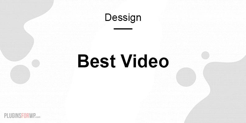 Best Video Responsive WordPress Theme
