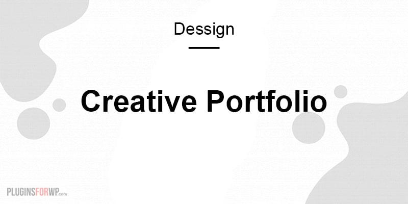 Creative Portfolio Responsive WordPress Theme Premium