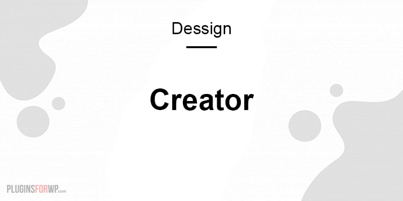 Creator Responsive WordPress Theme