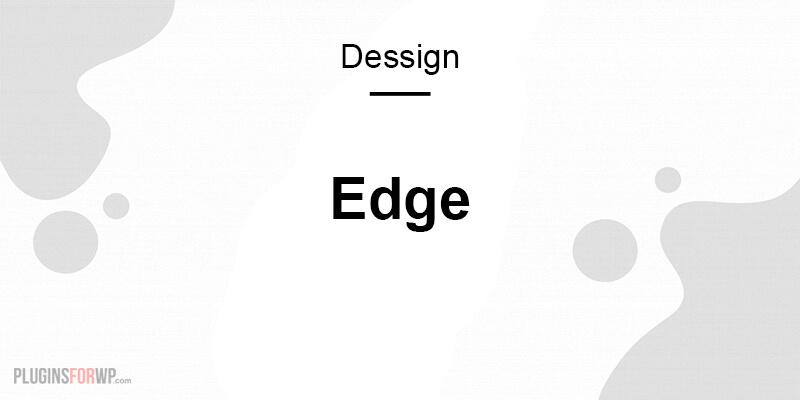 Edge Dessign