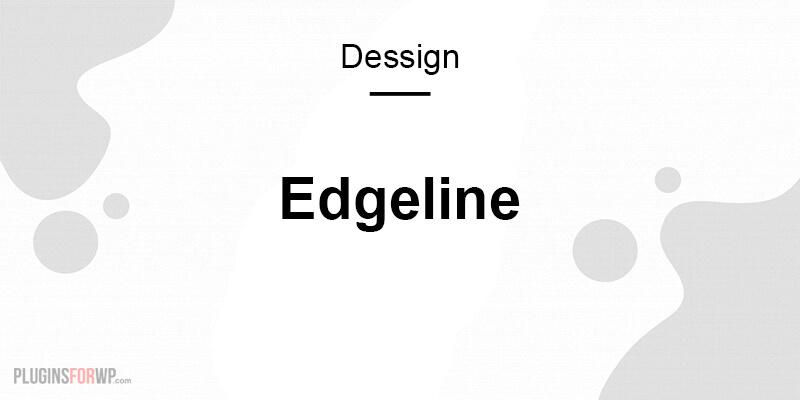 Edgeline Theme Responsive