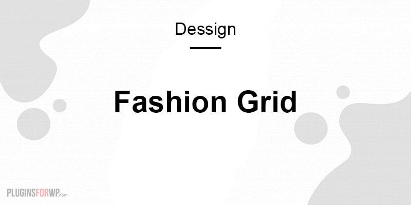 Fashion Grid Responsive WordPress Theme