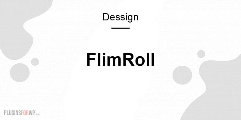 FilmRoll Responsive WordPress Theme