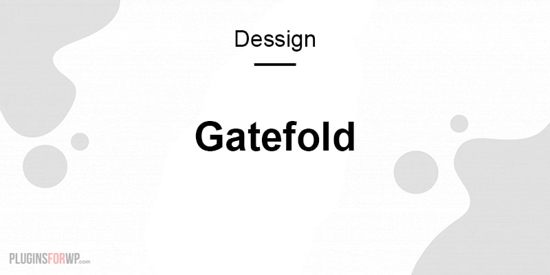 Gatefold Responsive WordPress Theme