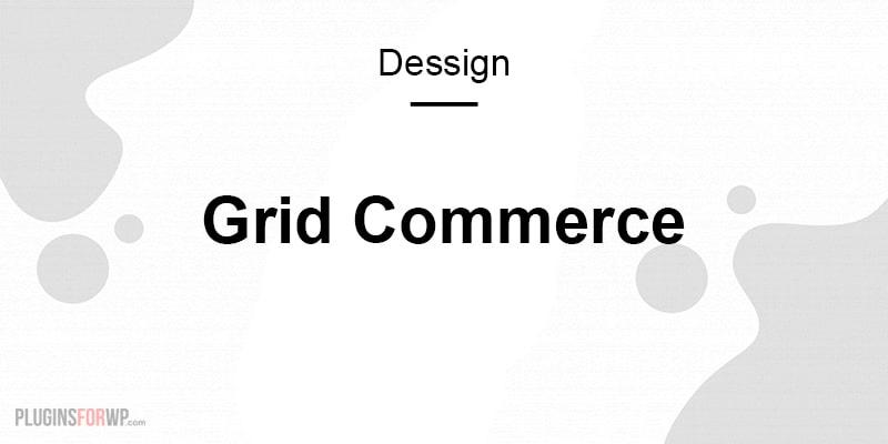 Grid Commerce Responsive WordPress Theme