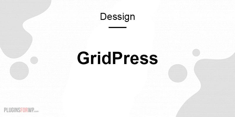 GridPress Responsive Theme