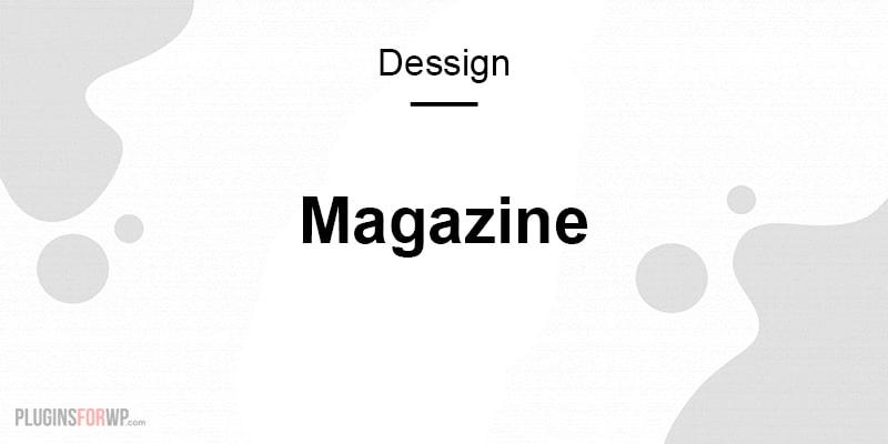 Magazine Responsive Theme