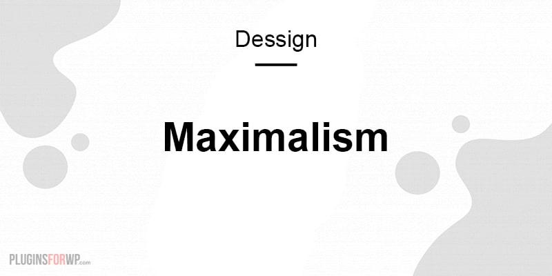 Maximalism Responsive WordPress Theme