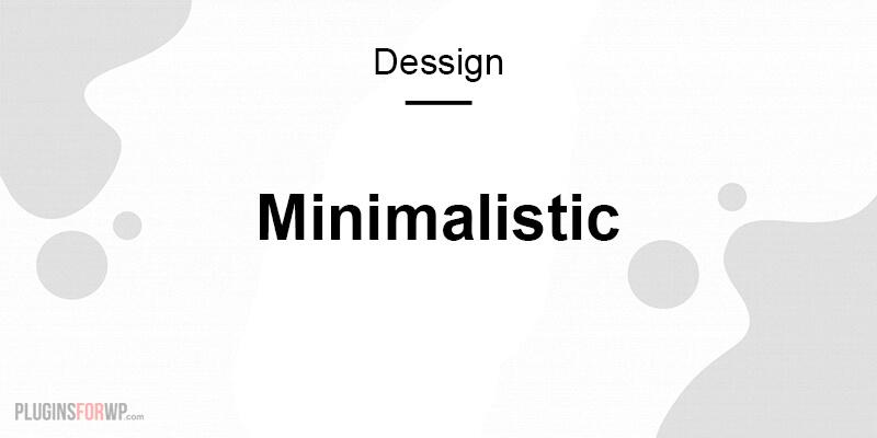 Minimalistic Responsive WordPress Theme