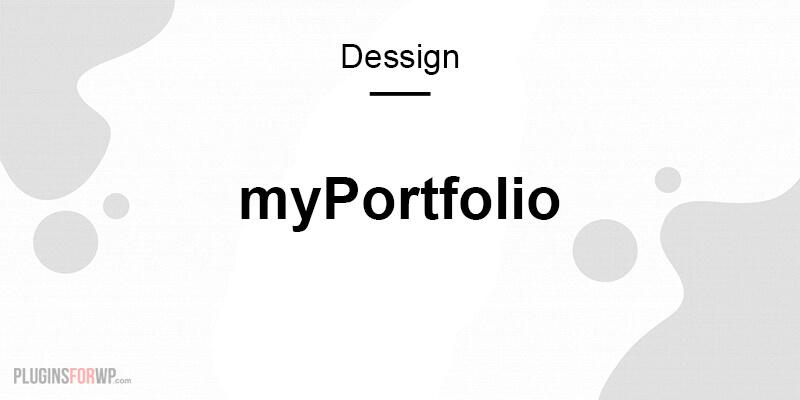 myPortfolio Responsive WordPress Theme