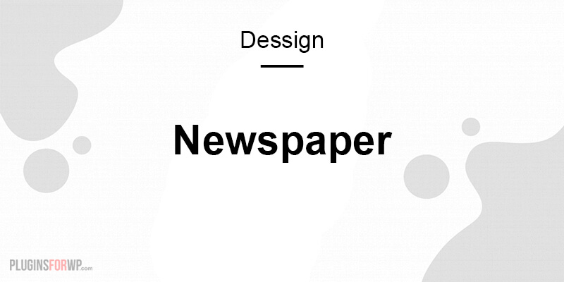 Newspaper Mag Responsive WordPress Theme
