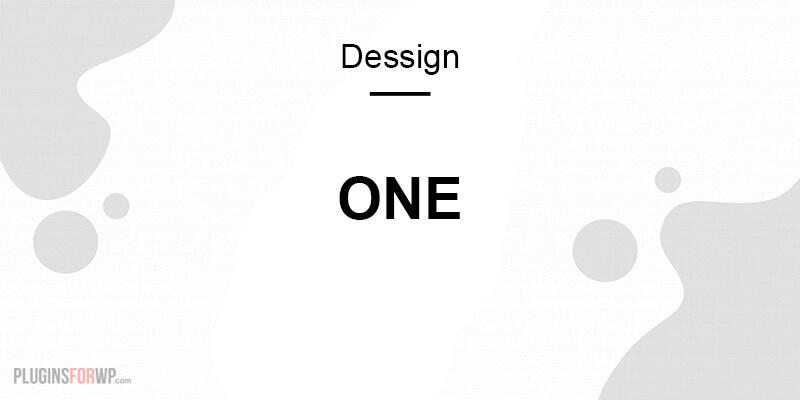 ONE Responsive WordPress Theme Premium