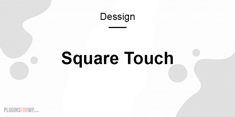 Square Touch Responsive Theme