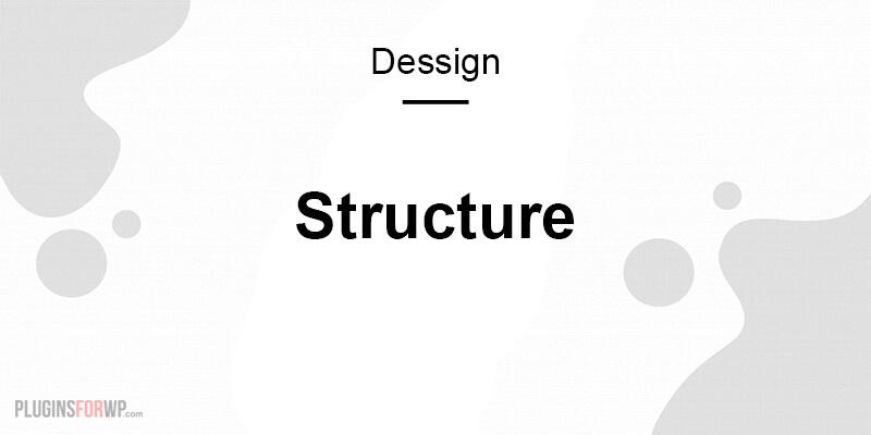Structure Responsive WordPress Theme