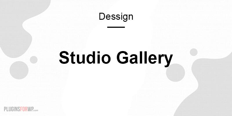 Studio Gallery Responsive Theme