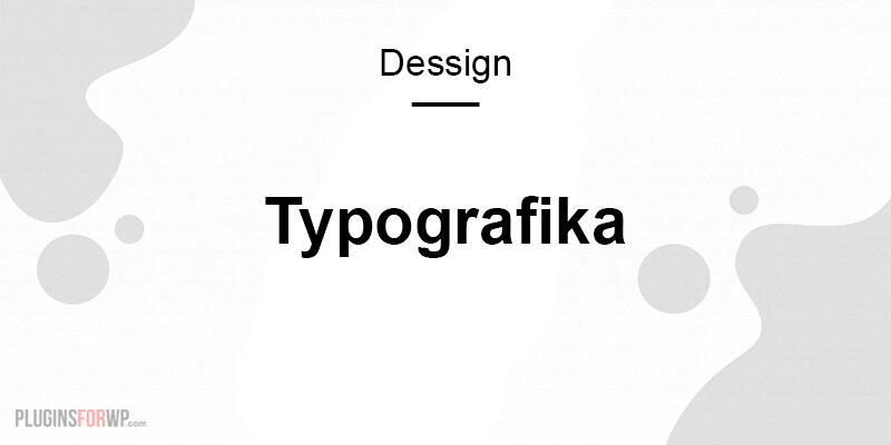 Typografika Dessign