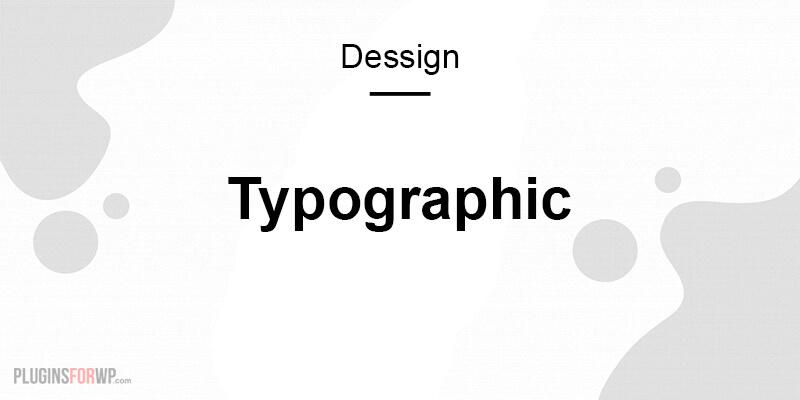 Typographic Responsive WordPress Theme