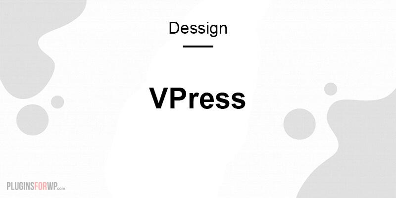 VPress Responsive WordPress Theme