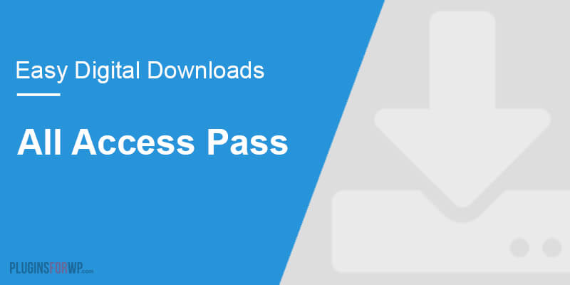 Easy Digital Downloads – All Access