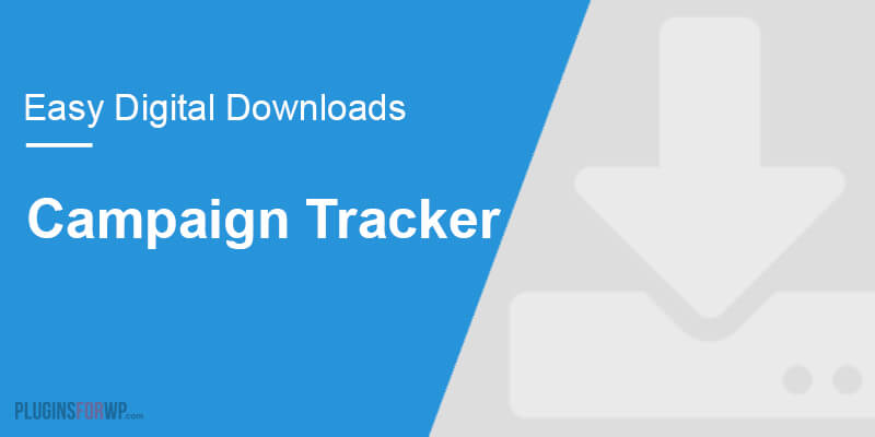 Easy Digital Downloads – Campaign Tracker