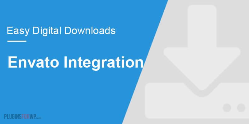 Envato Integration – Easy Digital Downloads