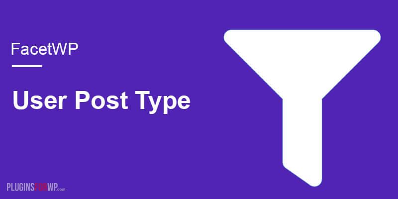 User Post Type