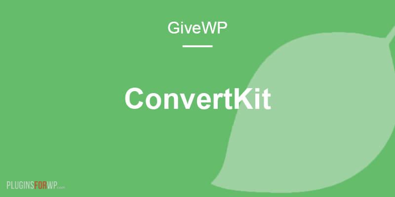 Give – ConvertKit