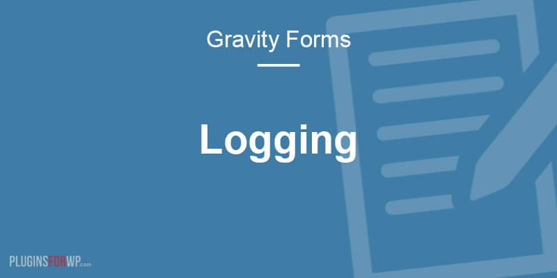 Gravity Forms Logging Add-On
