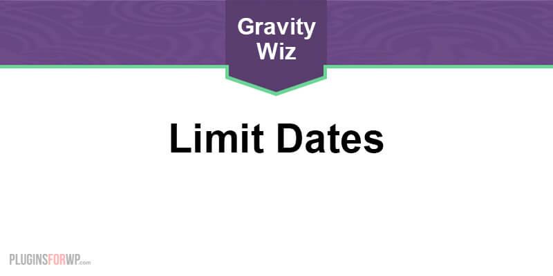 GP Limit Dates