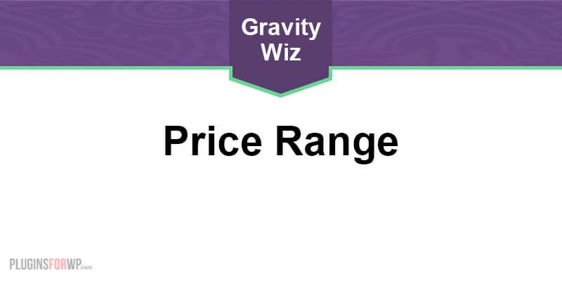 GP Price Range