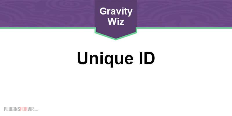 GP Unique ID
