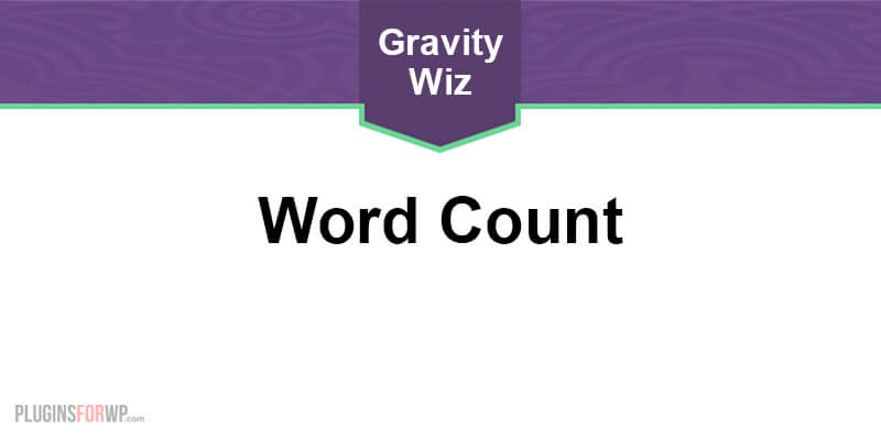 GP Word Count