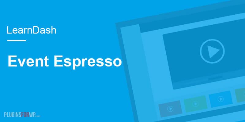 LearnDash LMS – Event Espresso