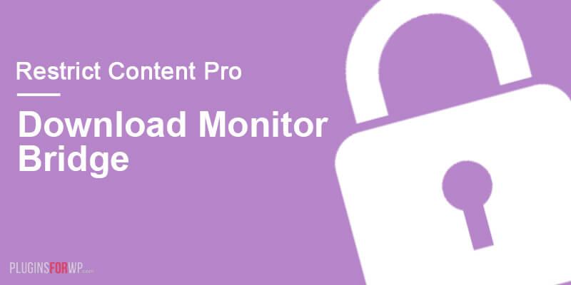 RCP – Download Monitor Bridge