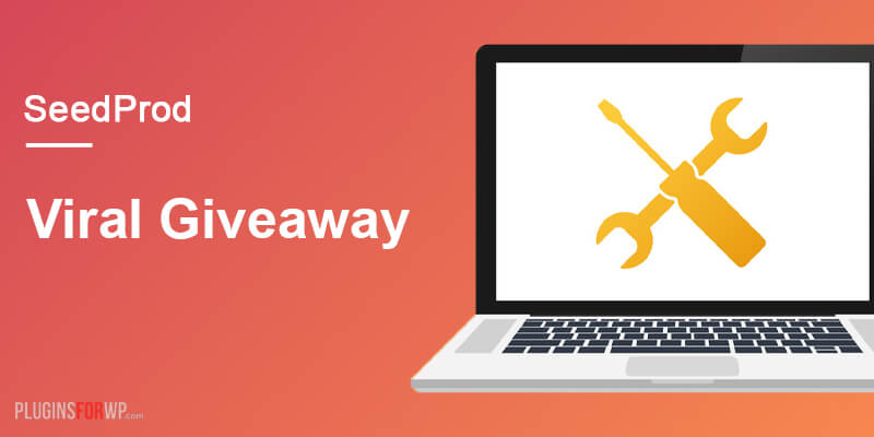 SeedProd Viral Giveaway Pro