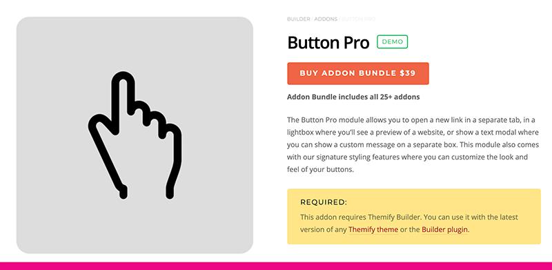 Builder Button Pro