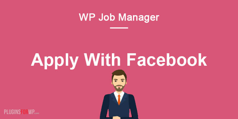 WP Job Manager – Apply with Facebook