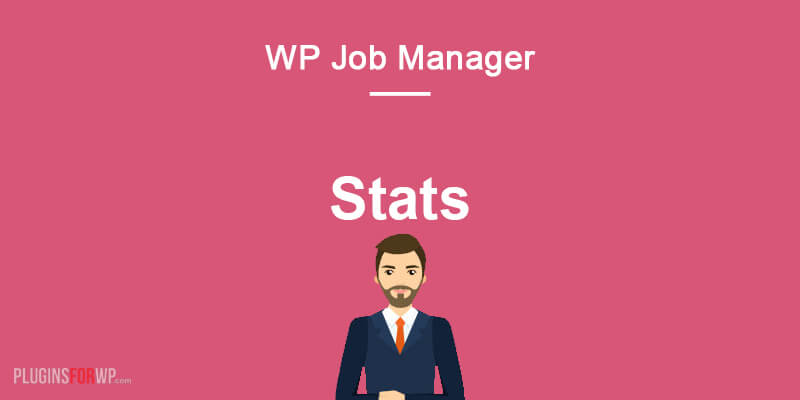 Stats for WP Job Manager