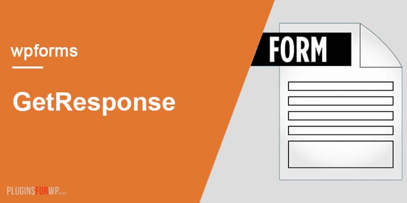 WPForms GetResponse