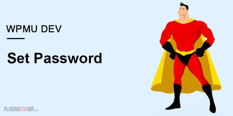 Set Password on Multisite Blog Creation