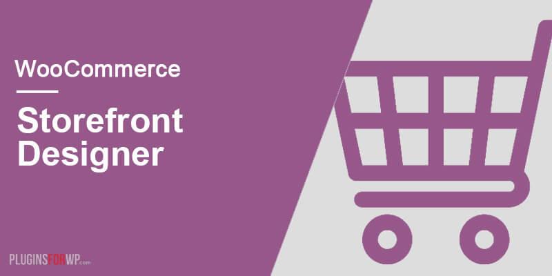Storefront Designer