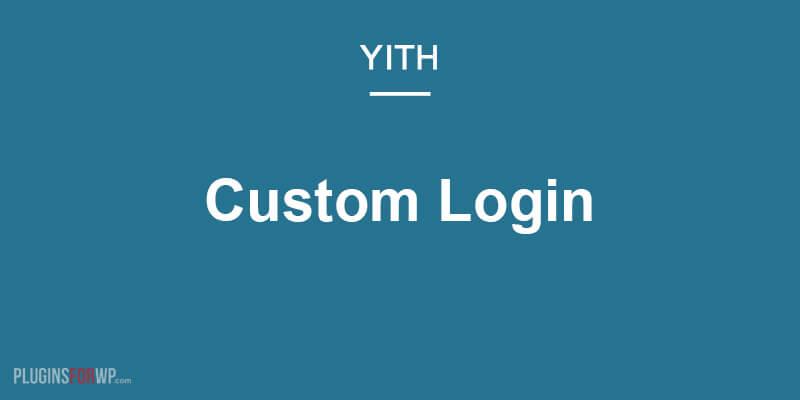 YITH Custom Login
