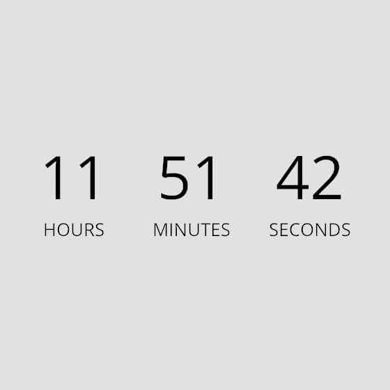 Builder Countdown